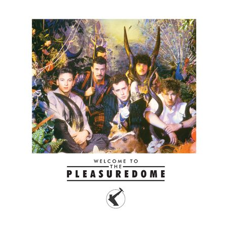 Frankie Goes To Hollywood: Welcome To The Pleasuredome: CD