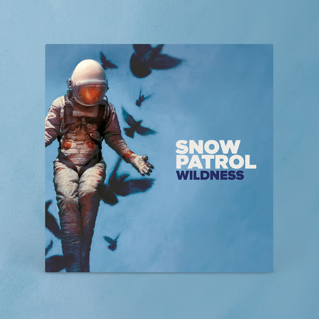 Snow Patrol: Wildness Signed 12x12