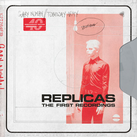 Gary Numan: Replicas – The First Recordings