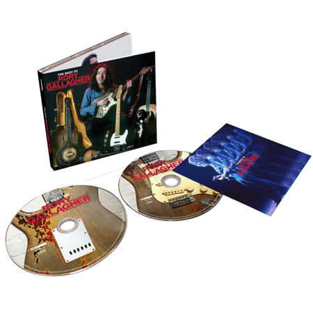 Rory Gallagher: The Best Of: Deluxe CD