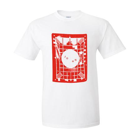 JOHN: OHOTF Test Card T-shirt