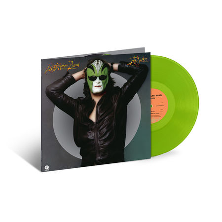Steve Miller Band: The Joker: Exclusive Green Vinyl