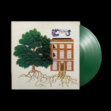 Trees: The Garden Of Jane Delawney: 50th Anniversary Edition Green Vinyl