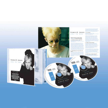 Howard Jones: One To One: 2CD Expanded Edition