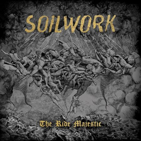Soilwork: The Ride Majestic: Deluxe Digipak