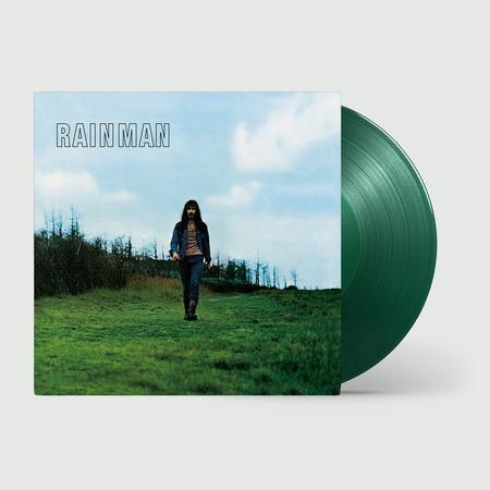Rainman: Rainman: Limited Edition Transparent Green Vinyl