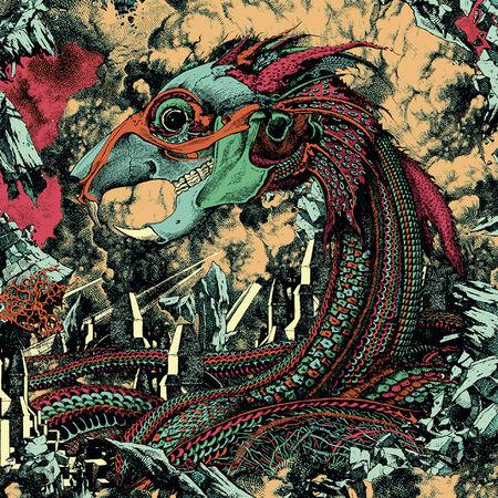 King Gizzard & The Lizard Wizard: Infest The Rats' Nest [Live]: 180gm Orange Crush Vinyl LP
