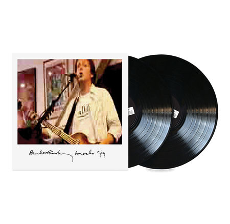Paul McCartney: Amoeba Gig – 2LP
