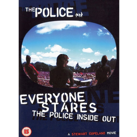 The Police: Everyone Stares (DVD)