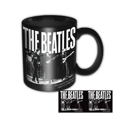The Beatles: Boxed Mug Palladium 1963