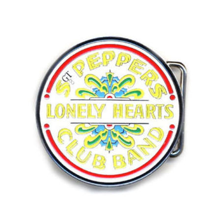 The Beatles: Sgt Peppers Drum Buckle