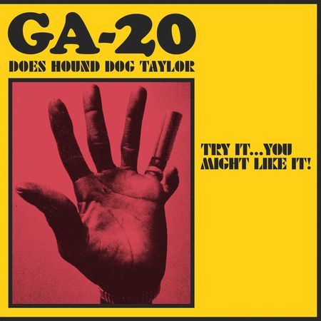GA-20: Does Hound Dog Taylor:Try It...You Might Like It!: CD