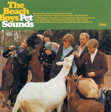 The Beach Boys: Pet Sounds - 50th Anniversary (Deluxe Edition) (2CD)