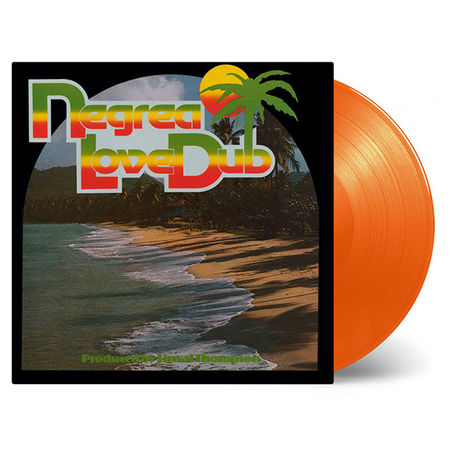Linval Thompson: Negrea Love Dub: Limited Edition Orange Vinyl