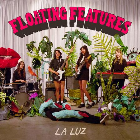 La Luz: Floating Features: Coloured Vinyl