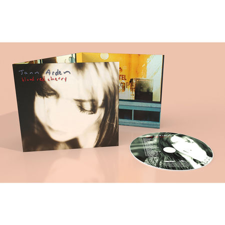Jann Arden: Blood Red Cherry (DLX CD)