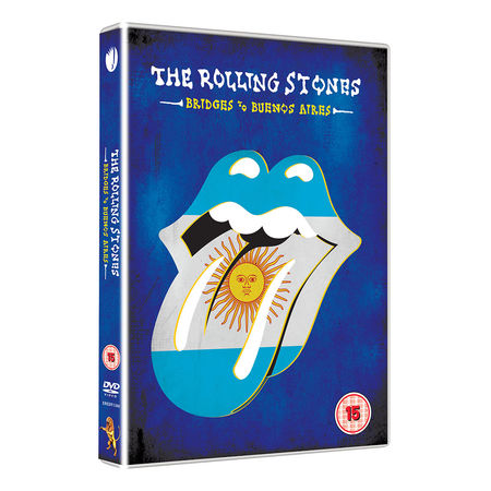 The Rolling Stones: Bridges To Buenos Aires DVD