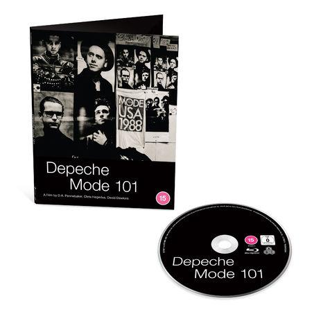 Depeche Mode: 101: Blu-Ray