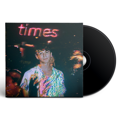 S.G. Lewis: times CD