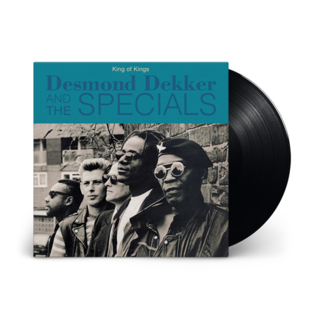Desmond Dekker and The Specials : King Of Kings : Limited Edition Vinyl