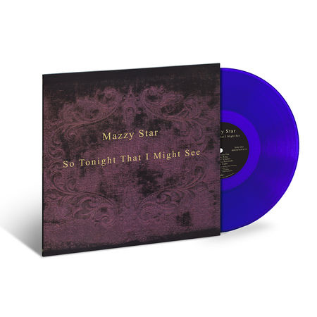 Mazzy Star: So Tonight That I Might See (Translucent Purple)