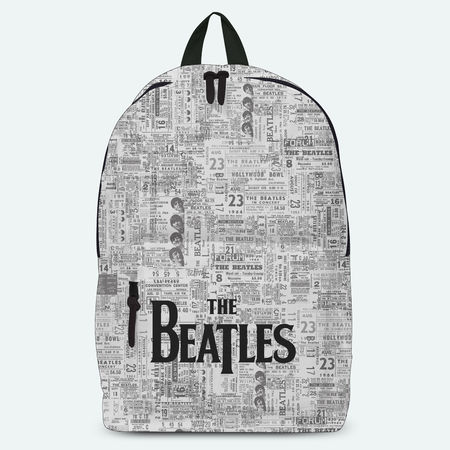 The Beatles: Tickets Backpack