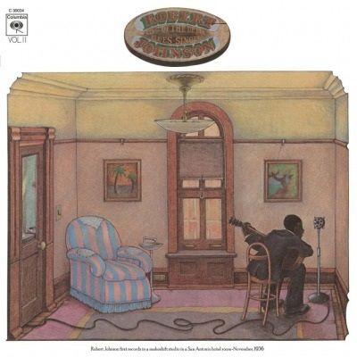 Robert Johnson: King Of The Delta Blues Singers Vol. 2