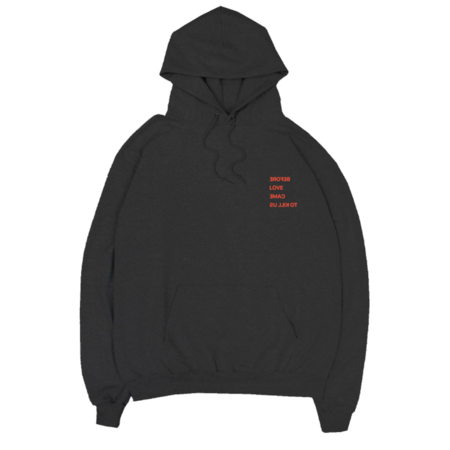 Jessie Reyez: BEFORE LOVE CAME TO KILL US SKULL HOODIE