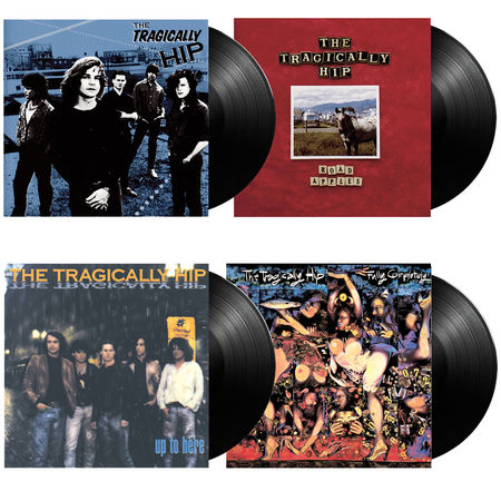 The Tragically Hip: Essential Vinyl Bundle - Vol. 1