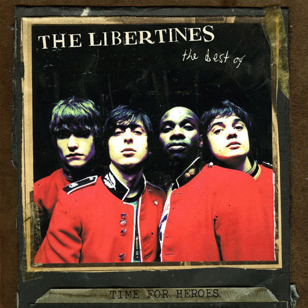 The Libertines: Time For Heroes: The Best Of The Libertines: Red Vinyl