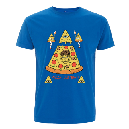 Sam Fender: Pizza Illuminati Tee