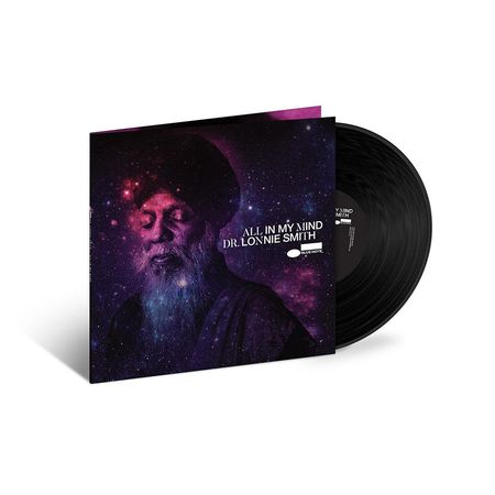 Lonnie Smith: All In My Mind LP (Tone Poet Series)