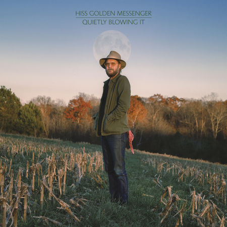 Hiss Golden Messenger: Quietly Blowing It: Vinyl LP + Signed Poster