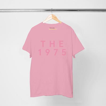 The 1975: I LIKE IT WHEN YOU SLEEP TONAL T-SHIRT