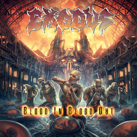 Exodus: Blood In, Blood Out: Limited Edition CD/DVD