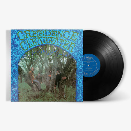 Creedence Clearwater Revival : Creedence Clearwater Revival (Half Speed Master): LP