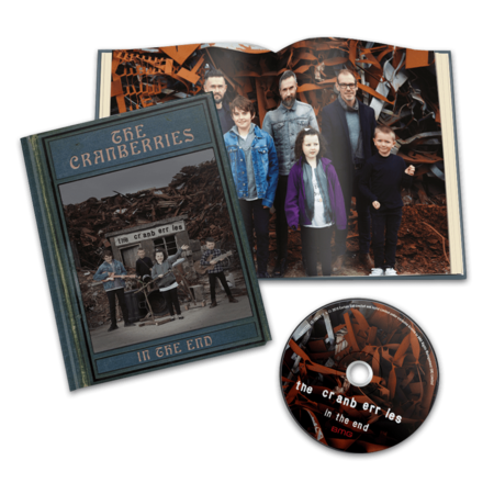 The Cranberries: In The End: Deluxe CD