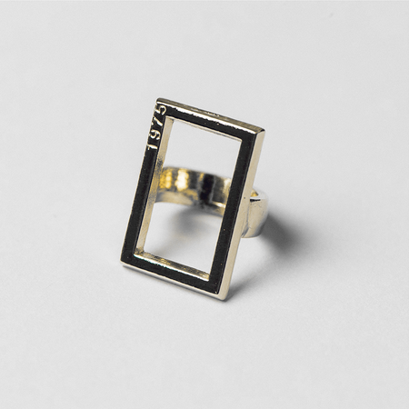 The 1975: ROSE GOLD RING