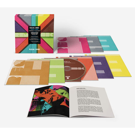 R.E.M.: R.E.M. At The BBC (Super Deluxe) (8CD/DVD)
