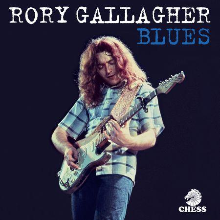 Rory Gallagher: Blues (2LP) (LP)