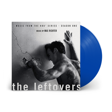 Max Richter: The Leftovers - Music From the HBO Series - Season One: Limited Edition Blue Vinyl LP