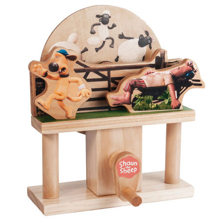 Shaun the Sheep: Sleepy Farmer Timber Kits