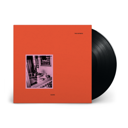 Suuns: The Witness: LP