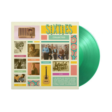 Various Artists: Sixties Collected: Limited Edition 180g Transparent Green Vinyl