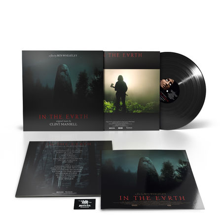 Clint Mansell: In The Earth (Original Music): Vinyl LP