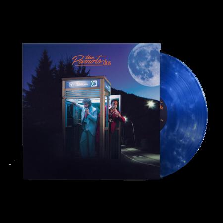 The Parrots: Dos: Blue + Clear Marble Vinyl LP