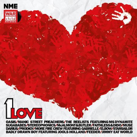 Various Artists: 1 Love: Black Vinyl 2LP