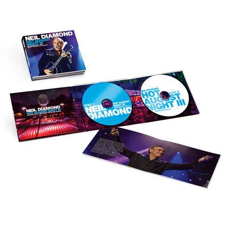 Neil Diamond: Hot August Night III (2CD)