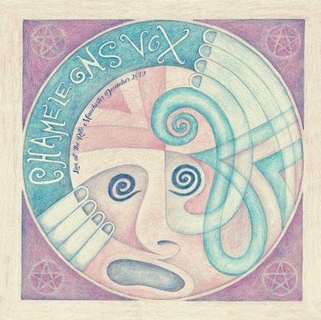 The Chameleons: Return of The Roughnecks (Live at The Ritz Manchester): Hand-Numbered Splattered Vinyl 2LP, CD + Bonus 7