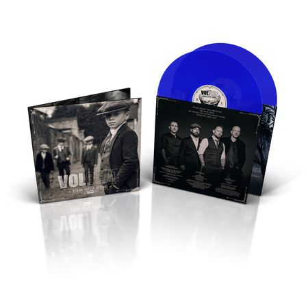 Volbeat: REWIND, REPLAY, REBOUND (Ltd. Blue 2LP)